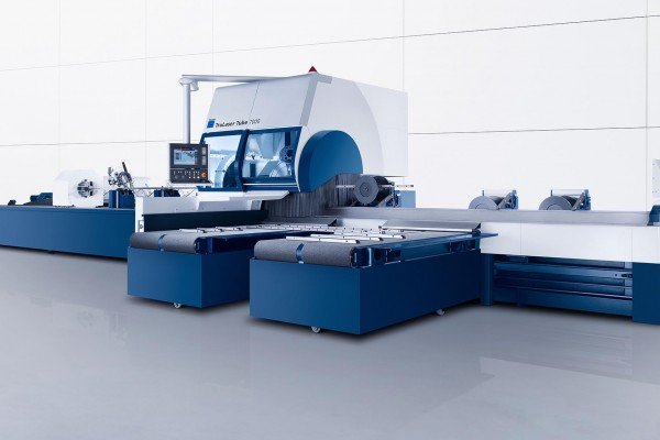 Leading the Way – TLCC installs new Trumpf TruLaser Tube 7000 with built in Flowdrill and Tapping Capabilities