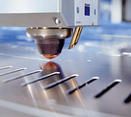 Flatbed Laser Cutting